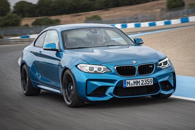 Kompaktowe i sportowe - nowe BMW M2 Coupe