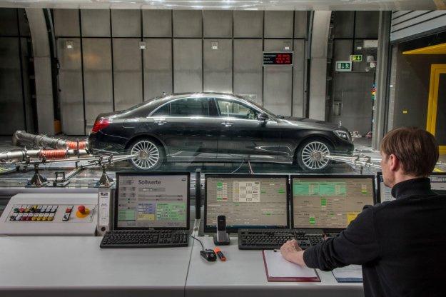 Mercedes wyposaży swoje samochody w nowe klimatyzacje