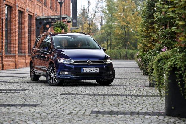 Nowy Volkswagen Touran wjechał do polskich salonów