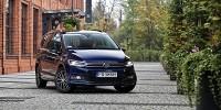 www.moj-samochod.pl - Artykuł - Nowy Volkswagen Touran wjechał do polskich salonów