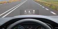 www.moj-samochod.pl - Artykuł - Head-up display, także dostępny w nowym Passacie