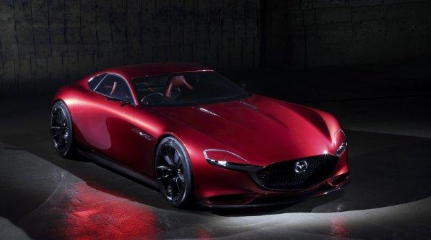 Mazda zaprezentowała koncepcyjnego RX Vision