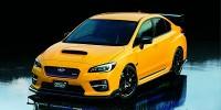 www.moj-samochod.pl - Artykuďż˝ - Subaru przedstawia limitowaną serię WRX STI S207