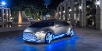 www.moj-samochod.pl - Artykuďż˝ - Mercedes prezentuje kolejny autonomiczny samochód