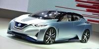 www.moj-samochod.pl - Artykuł - Concept IDS elektryczna autonomiczna przyszłość Nissana