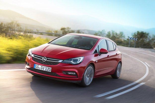 Nowa Opel Astra zawitała w polskich salonach