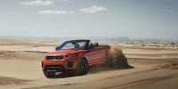 www.moj-samochod.pl - Artykuł - SUV jako kabriolet, Land Rover przekracza kolejną granicę