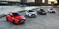 www.moj-samochod.pl - Artykuďż˝ - Toyota rozpoczyna wyprzedaż rocznika 2015