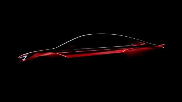 Subaru przedstawi nową Impreza w Los Angeles