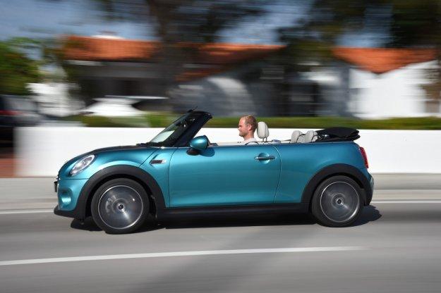 Nowe Mini Cabrio premierą podczas targów Los Angeles