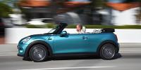 www.moj-samochod.pl - Artykuďż˝ - Nowe Mini Cabrio premierą podczas targów Los Angeles