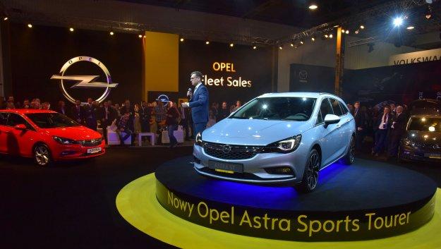 Polska premiera Opla Astry Sports Tourer