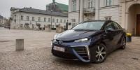 www.moj-samochod.pl - Artykuł - Toyota Mirai w odwiedzinach w Polsce, powiew przyszłości