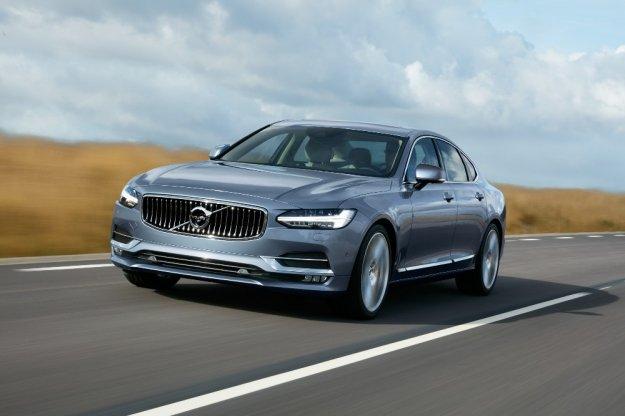 Volvo idzie za ciosem, premiera nowego S90