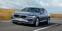 www.moj-samochod.pl - Artykuďż˝ - Volvo idzie za ciosem, premiera nowego S90