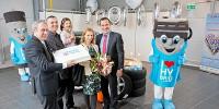 www.moj-samochod.pl - Artykuďż˝ - Milion hybrydowych samochodów marki Toyota na europejskich ulicach