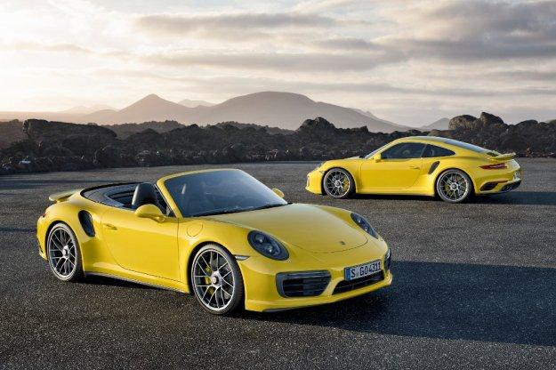 Topowa wersja nowego Porsche 911 podczas NAIAS