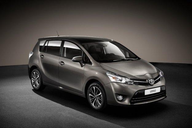 Toyota odświeża kolejny model w swojej ofercie