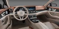 www.moj-samochod.pl - Artykuł - Nowe wnętrze dla Mercedesa E-Klasa