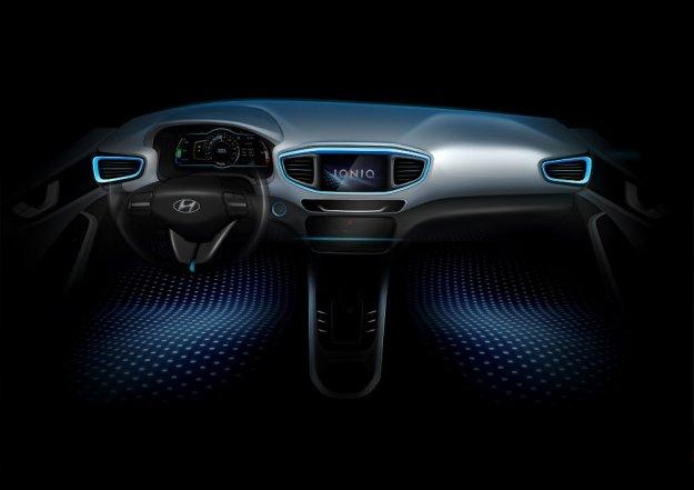 Hyundai ujawnia szkice nowego elektryzującego modelu IONIQ