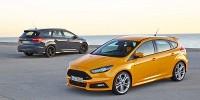 www.moj-samochod.pl - Artykuďż˝ - Ford Focus ST z nową automatyczną skrzynią biegów