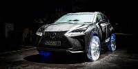 www.moj-samochod.pl - Artykuďż˝ - Nowe koła od Lexusa - uwaga zimno