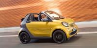 www.moj-samochod.pl - Artykuďż˝ - Smart rozpoczyna sprzedaż nowego ForTwo Cabrio