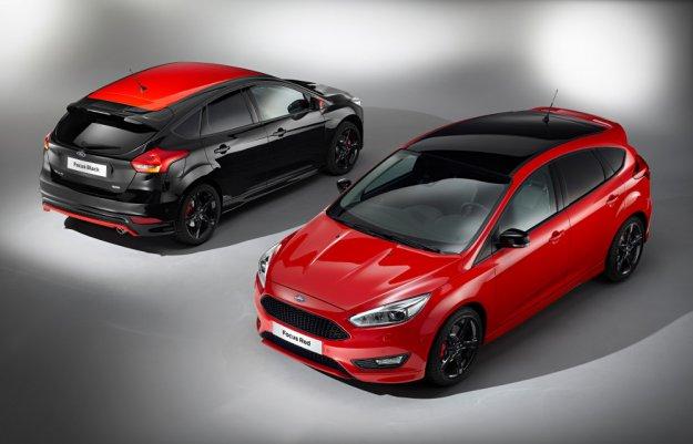 Ford wprowadzi na rynek dwie sportowe wersje Focusa
