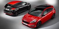 www.moj-samochod.pl - Artykuďż˝ - Ford wprowadzi na rynek dwie sportowe wersje Focusa