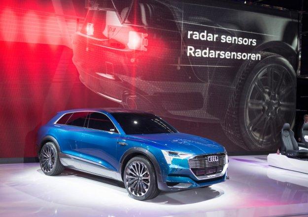 Nowości Audi na targach CES 2016
