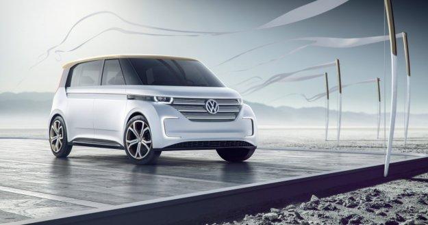 Przyszłość Volkswagena na targach CES 2016
