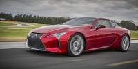 www.moj-samochod.pl - Artykuďż˝ - Lexus z nowym sportowym Coupe