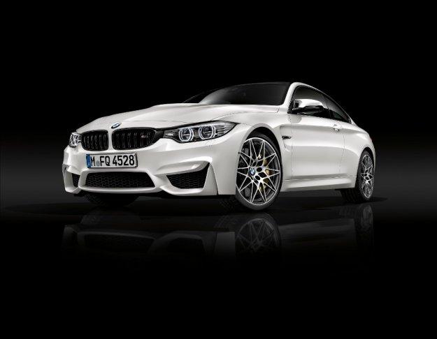 Nowy bardziej sportowy pakiet wyposażenia dla BMW M3 i M4