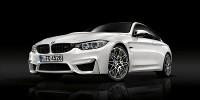 www.moj-samochod.pl - Artykuďż˝ - Nowy bardziej sportowy pakiet wyposażenia dla BMW M3 i M4