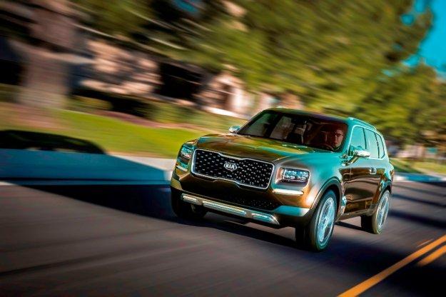 Kia zaprezentowała koncepcyjny SUV w Detroit