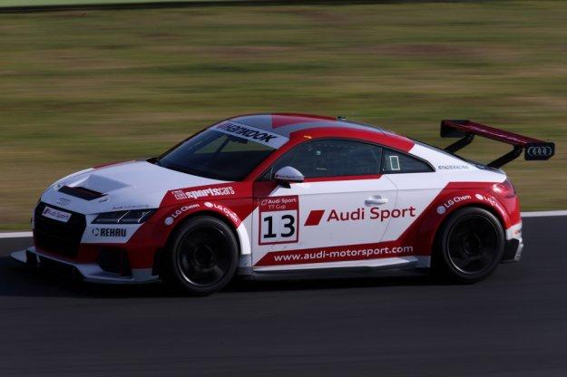 Terminarz II sezonu Audi Sport TT Cup ujawniony