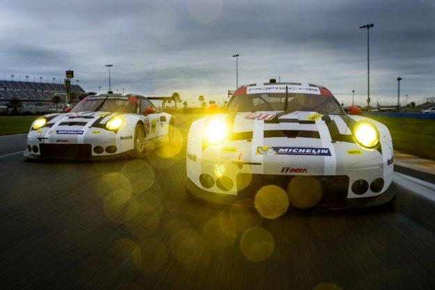 Zmodyfikowane modele 911, Porsche gotowy na nowy sezon