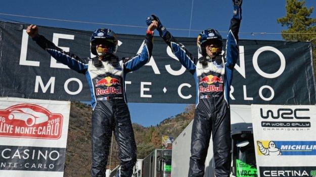 Wyścig Monte Carlo zakończone, wynik bez niespodzianki