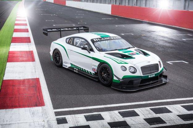 ABT Sportline będzie ścigać się w Bentleyach