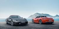 www.moj-samochod.pl - Artykuďż˝ - Porsche 718 Boxster nowy Roadster niemieckiej firmy