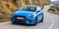 www.moj-samochod.pl - Artykuďż˝ - Ford Focus RS ruszyła produkcja najbardziej sportowego kompakta