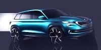 www.moj-samochod.pl - Artykuďż˝ - Wizja segmentu SUV w wykonaniu Skoda VisionS
