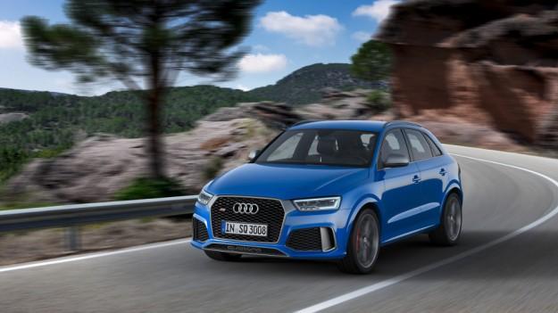 Nowa topowa, sportowa odmiana modelu Audi