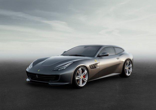 Ferrari GTC4Lusso odsłona nowego modelu w Genewie