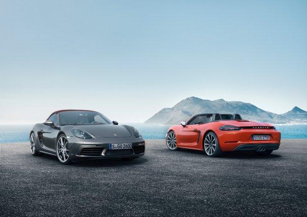 Porsche rozpoczyna produkcję nowego roadstera