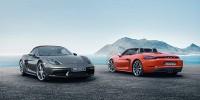 www.moj-samochod.pl - Artykuďż˝ - Porsche rozpoczyna produkcję nowego roadstera