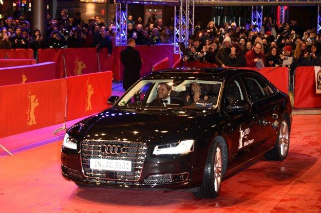 Audi gwiazdą podczas Berlinale