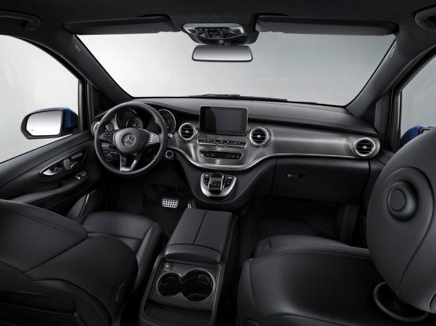 Nowa wersja Mercedes V klasy na targach w Genewie