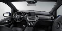 www.moj-samochod.pl - Artykuďż˝ - Nowa wersja Mercedes V klasy na targach w Genewie