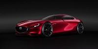www.moj-samochod.pl - Artykuďż˝ - Mazda pokazuje europie RX-VISION
